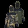 Fleece kids coat